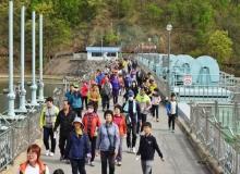 [안동]호반나들이길 걷기 행사 20일 재개
